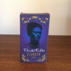 Barajas de cartas: HERACLIO FOURNIER TAROT FRIDA KHALO. Lote 235409895