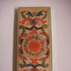 Barajas de cartas: BARAJAS DE CARTAS PARA TRAPPOLA AUSTRIA SIGLO XVIII ( 1782 )-( REPRODUCION ). Lote 288421528