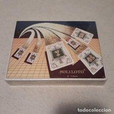 Barajas de cartas: SOLILOTO (F. MARTOS 1988) ¡NUEVO!. Lote 235563790