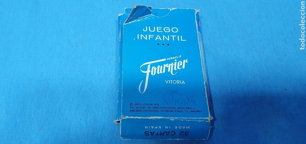 Barajas de cartas: JUEGO DE CARTAS INFANTIL - LA ABEJA MAYA - 32 CARTAS FOURNIER CON REGLAMENTO DEL JUEGO - Foto 2 - 235659745