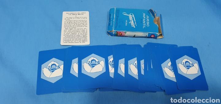 Barajas de cartas: JUEGO DE CARTAS INFANTIL - LA ABEJA MAYA - 32 CARTAS FOURNIER CON REGLAMENTO DEL JUEGO - Foto 7 - 235659745