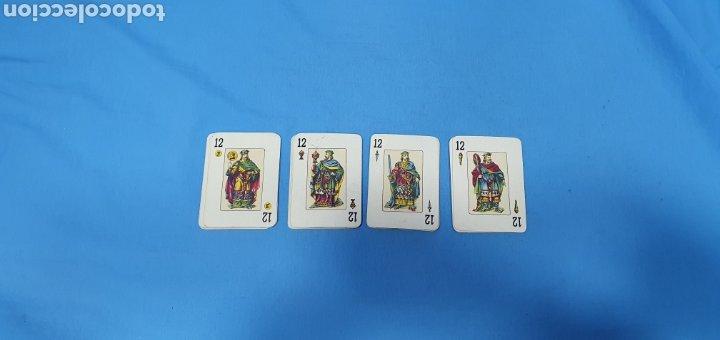 BARAJA POKER ESPAÑOL - NAIPES COMAS - FALTA EL 3 DE OROS (Juguetes y Juegos - Cartas y Naipes - Barajas de Póker)