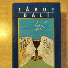 Jeux de cartes: TAROT DALÍ. 78 CARTAS. ORBIS FABBRI- LO SCARABEO. AÑO 2.000. Lote 235689150