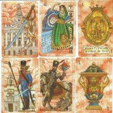 Barajas de cartas: BARAJA ESPAÑOLA CONMEMORATIVA DE LA CONSTITUCION DE CADIZ 1812-AÑO 2011. Lote 235808425