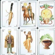 Barajas de cartas: BARAJA ESPAÑOLA FEIRA DO COCIDO DE LALIN-AÑO 2010. Lote 235813170