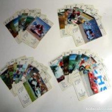 Barajas de cartas: BARAJA INFANTIL FOURNIER AÑO 1980 - MOTOS DE CARRERA - MOTOCICLISMO YAMAHA SUZUKI MONTESA. Lote 235834455