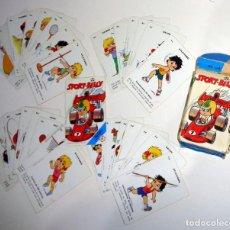 Jeux de cartes: BARAJA INFANTIL ANTIGUA AÑO 1980 - SPORT BILLY - HERACLIO FOURNIER - INCOMPLETA. Lote 235835695