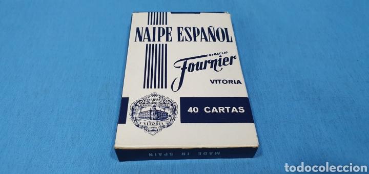 BARAJA ESPAÑOLA FOURNIER - 40 CARTAS (Juguetes y Juegos - Cartas y Naipes - Baraja Española)