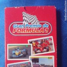 Barajas de cartas: GRAN PREMIO DE FORMULA 1 FOURNIER LEER DESCRIPCION. Lote 236165640
