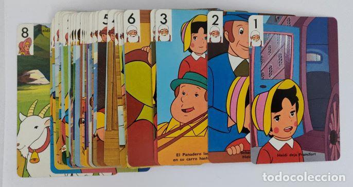 Barajas de cartas: Baraja infantil HEIDI VUELVE A LOS ALPES - Foto 5 - 236371940
