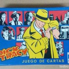Barajas de cartas: DICK TRACY - BARAJA DE CARTAS - FOURNIER. Lote 236464275