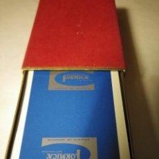 Barajas de cartas: BARAJA DE PÓKER FOURNIER PUBLICIDAD DE FORMICA CON DIBUJOS DE MIGUEL SALA (SIN USAR). Lote 236484140