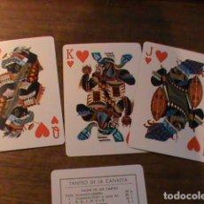 Barajas de cartas: BARAJA FOURNIER PROPAGANDA FORMICA, DIBUJOS M. FLORES. Lote 236701070