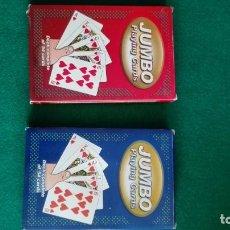 Barajas de cartas: ILUSIONISMO- BARAJA JUMBO. Lote 236729240