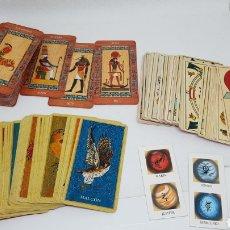 Barajas de cartas: GRAN LOTE BARAJA NAIPES TAROT ASTROLOGIA SALVAT. Lote 237275490