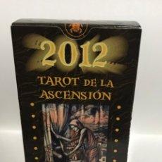 Barajas de cartas: TAROT 2012. Lote 237415075