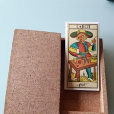 Barajas de cartas: JUEGO CARTAS DEL TAROT.. Lote 237522115