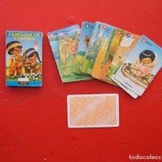 Jeux de cartes: CARTAS O NAIPES INFANTIES-FURNIERR (FAMILIA DE 8 PAISES. Lote 237532120