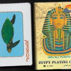 Barajas de cartas: EGYPT PLAYING CARDS PECES DEL MAR ROJO. Lote 237679030
