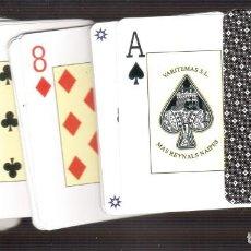 Barajas de cartas: BARAJA ESPAÑOLA LA QUE VES QUE VES. Lote 237750725