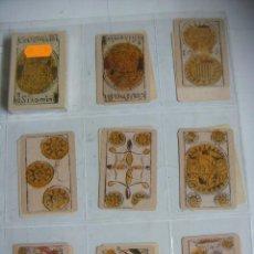 Barajas de cartas: BARAJA SEVILLANA ESPAÑA SIGLO XVII 81647)-Nº-3. Lote 288421588