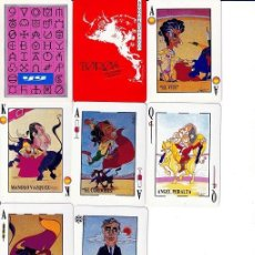 Barajas de cartas: BARAJA POKER ESPAÑOL TAURINA DEL DIARIO YA. Lote 238708320