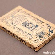Barajas de cartas: BARAJA ABECEDARIO SILÁBICA - RECREO INFANTIL - JAIME MARGARIT PALAMÓS - SIN ABRIR - 1888. Lote 238847865