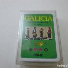 Barajas de cartas: GALICIA - SOUVENIR PLAYING CARDS - 54 VIEWS - N 2. Lote 239385180