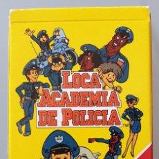 Barajas de cartas: BARAJA LOCA ACADEMIA DE POLICIA. Lote 239990515