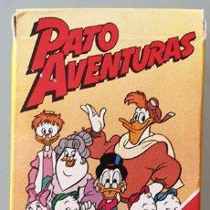 Barajas de cartas: BARAJA DE CARTAS FOURNIER - PATO AVENTURAS - 1986 THE WALT DISNEY COMPANY NUEVA. Lote 240057435