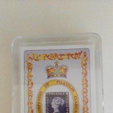 Jeux de cartes: BARAJA COMPENDIO DE FILATELIA. Lote 240470695
