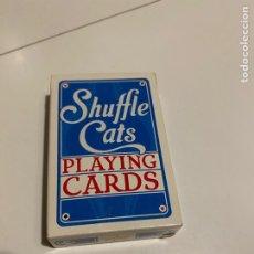 Barajas de cartas: SUFFLE CATS CARDS. Lote 240730105