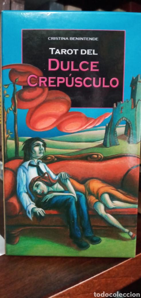 TAROT DEL DULCE CREPÚSCULO. CRISTINA BENINTENDE.LO SCARABEO. (Juguetes y Juegos - Cartas y Naipes - Barajas Tarot)
