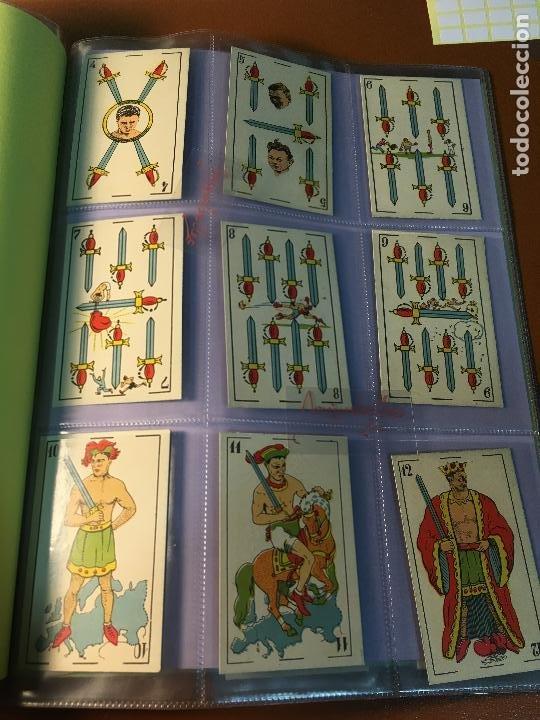 Barajas de cartas: LA BOXE , BARAJA CARTAS BOXEO , 48 CROMOS 6,X 9,5 cm . COMPLETA SIN PUBLICIDAD - Foto 5 - 241200775