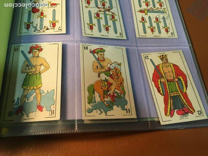 Barajas de cartas: LA BOXE , BARAJA CARTAS BOXEO , 48 CROMOS 6,X 9,5 cm . COMPLETA SIN PUBLICIDAD - Foto 18 - 241200775