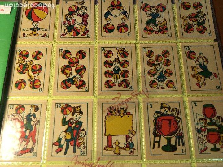 Barajas de cartas: BARAJA DE NIÑOS . NAIPES/ CARTAS 50 CROMOS 4,5 X 6,5 cm COMPLETA .NO VISTA - Foto 4 - 241262335
