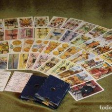 Barajas de cartas: BARAJA ESPAÑOLA DE CARTAS,EXPOSICIÓNES DE SEVILLA Y BARCELONA,1929,ESTUCHE ORIGINAL. Lote 241691730