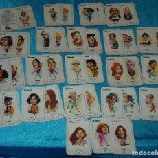 Barajas de cartas: BARAJA CARTAS DE PAREJAS-EL JUEVES-MARISOL-RAPHAEL-LEER DESCRIPCION. Lote 242110910