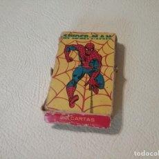 Mazzi di carte: ANTIGUA BARAJA FOURNIER COMPLETA SPIDERMAN AÑOS 80. Lote 242115455