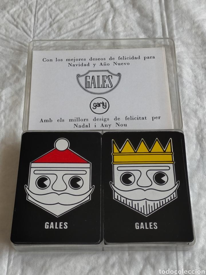 Barajas de cartas: Antiguas barajas poker naipes comas gales garly casa fundada en 1797 , 2 masos de naipes poker en e - Foto 2 - 242303450