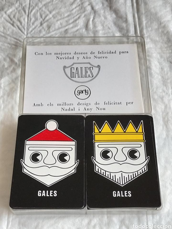 Barajas de cartas: Antiguas barajas poker naipes comas gales garly casa fundada en 1797 , 2 masos de naipes poker en e - Foto 3 - 242303450