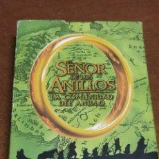 Barajas de cartas: BARAJA DE CARTAS ESPAÑOLAS HERACLIO FOURNIER EL SEÑOR DE LOS ANILLOS NUEVA 2001. Lote 243091910