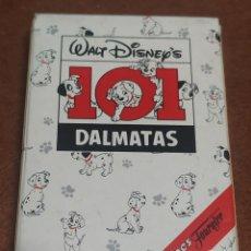 Barajas de cartas: BARAJA DE CARTAS 101 DÁLMATAS NUEVA AÑO 1995. Lote 243092260