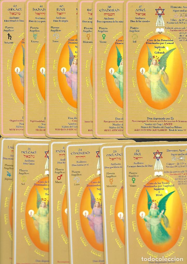 Barajas de cartas: MUY RARA BARAJA DE TAROT DE SIGNOS DEL ZODIACO TRES CARTAS DE TAURO REPARADAS PERO BIEN VER FOTOS - Foto 3 - 243447175