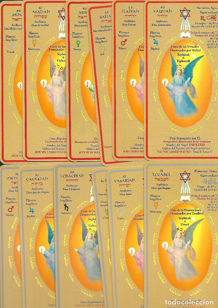 Barajas de cartas: MUY RARA BARAJA DE TAROT DE SIGNOS DEL ZODIACO TRES CARTAS DE TAURO REPARADAS PERO BIEN VER FOTOS - Foto 4 - 243447175