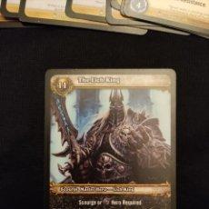 Barajas de cartas: WORLD OF WARCRAFT , CARD GAME. Lote 243686605