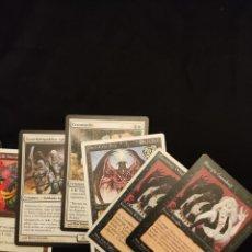Barajas de cartas: LOTE 3 ; CARTAS MAGIC VARIAS EDICIONES AL AZAR. Lote 243687365