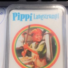 Barajas de cartas: CARTAS PIPPI LANGSTRUM. Lote 243801115
