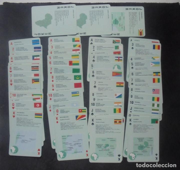 BARAJA CARTAS AFRICA MAPSTUDIO (Juguetes y Juegos - Cartas y Naipes - Otras Barajas)