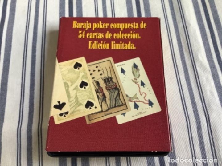 BARAJA CARTAS NAIOE COLECCIÓN FOURNIER COMPLETA (Juguetes y Juegos - Cartas y Naipes - Otras Barajas)